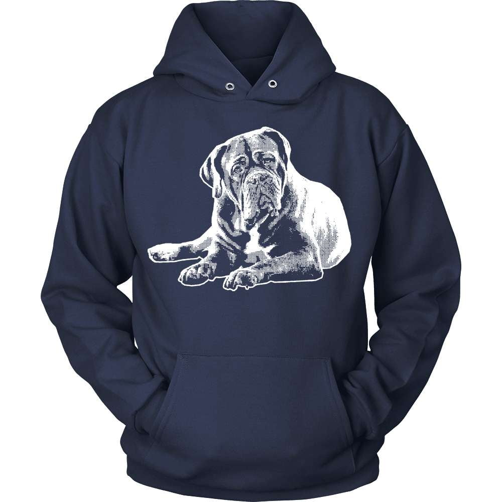 Mastiff T-Shirt Design - Hey Buddy!