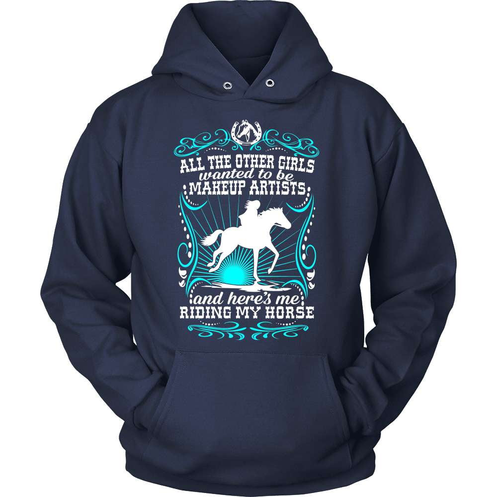 Horse T-Shirt Design - All The Other Girls