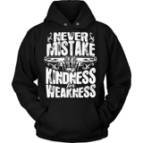 Gun T-Shirt Design - My Kindness Isn't Weakness!