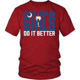 South Carolina T-Shirt Design - South Carolina Girls Do It Better