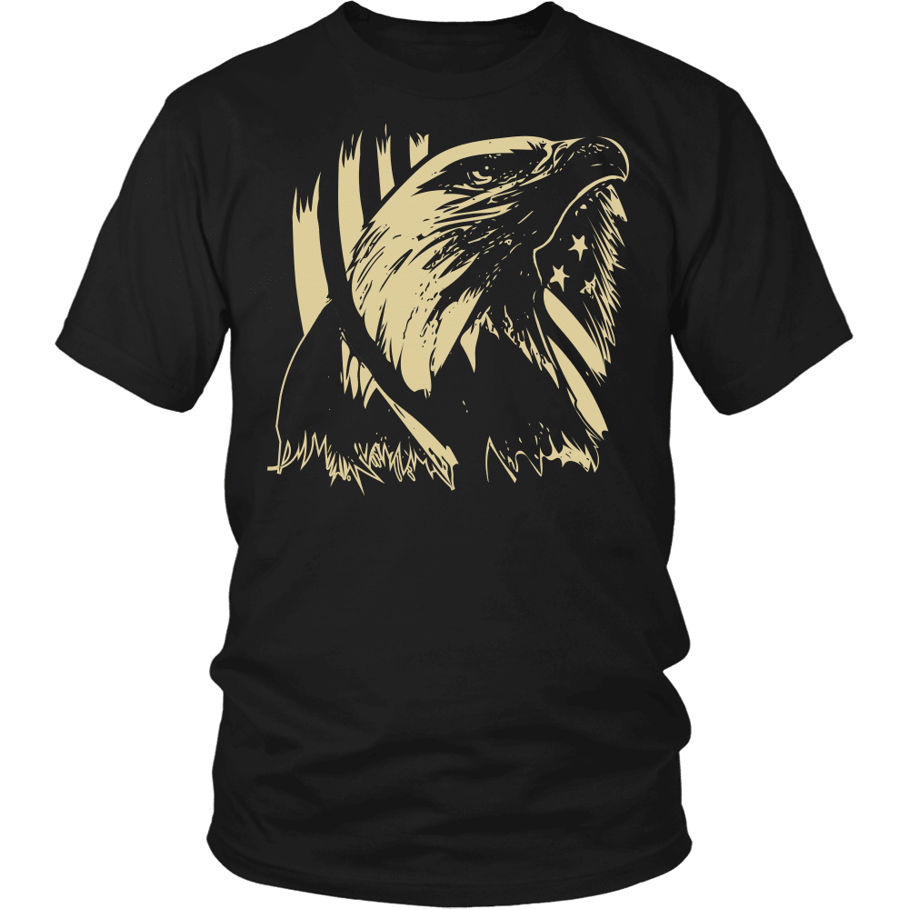 Veteran T-Shirt Design - U.S Veteran Pride