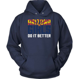 Arizona T-Shirt Design - Arizona Girls Do It Better