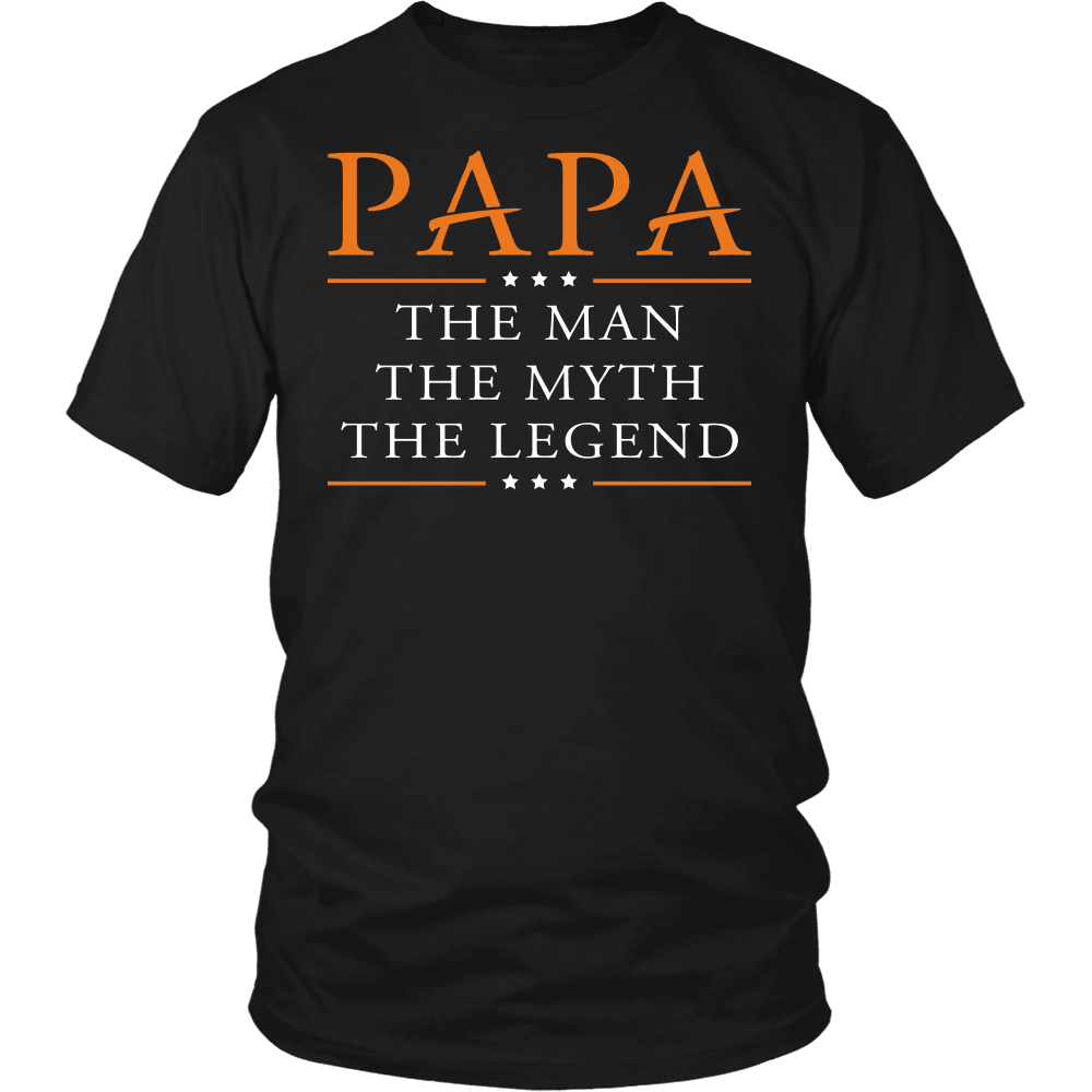 Grandparent T-Shirt Design - The Legend