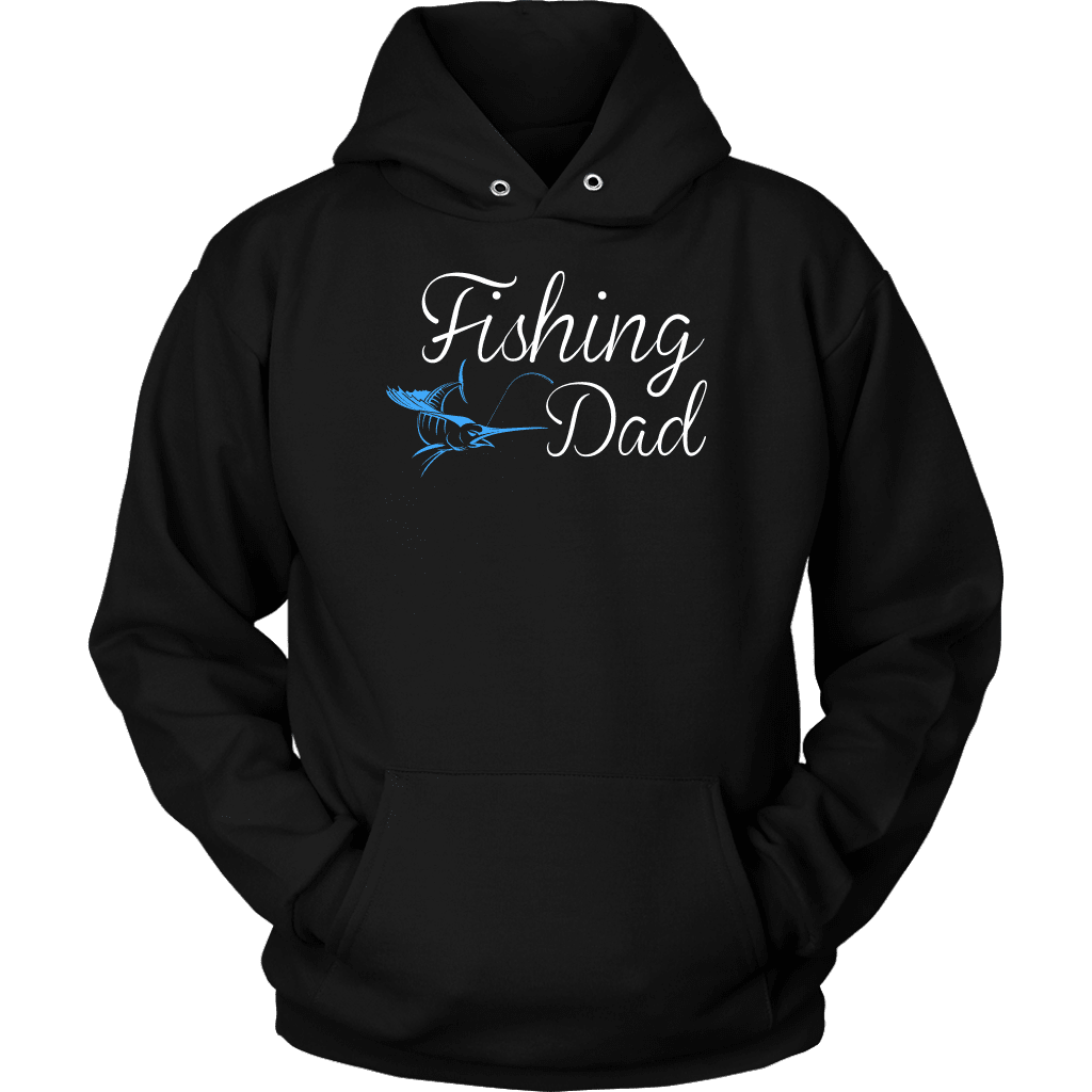 Fishing T-Shirt Design - Dad