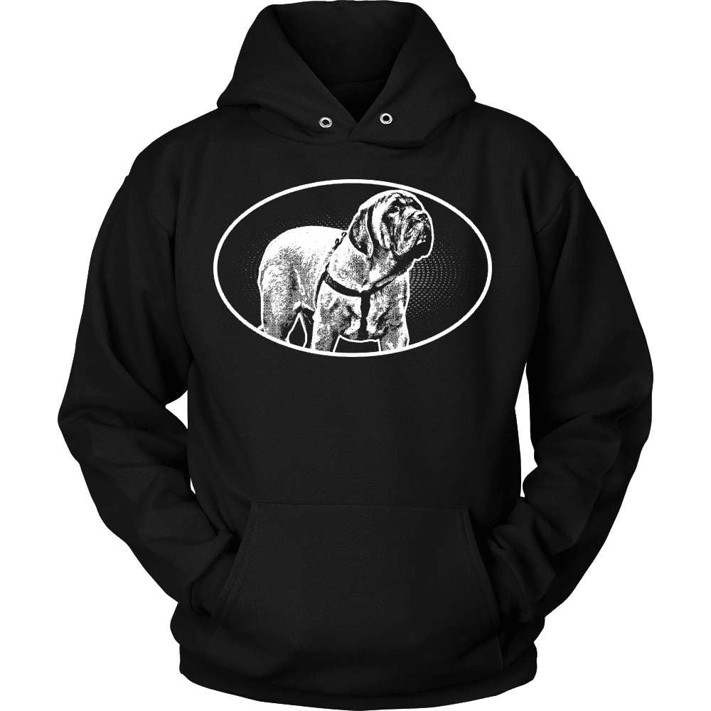 Mastiff T-Shirt Design - My Mastiff