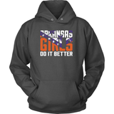 Arkansas T-Shirt Design - Arkansas Girls Do It Better
