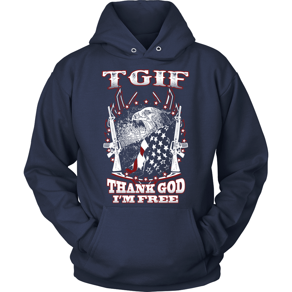 Veteran T-Shirt Design - TGIF