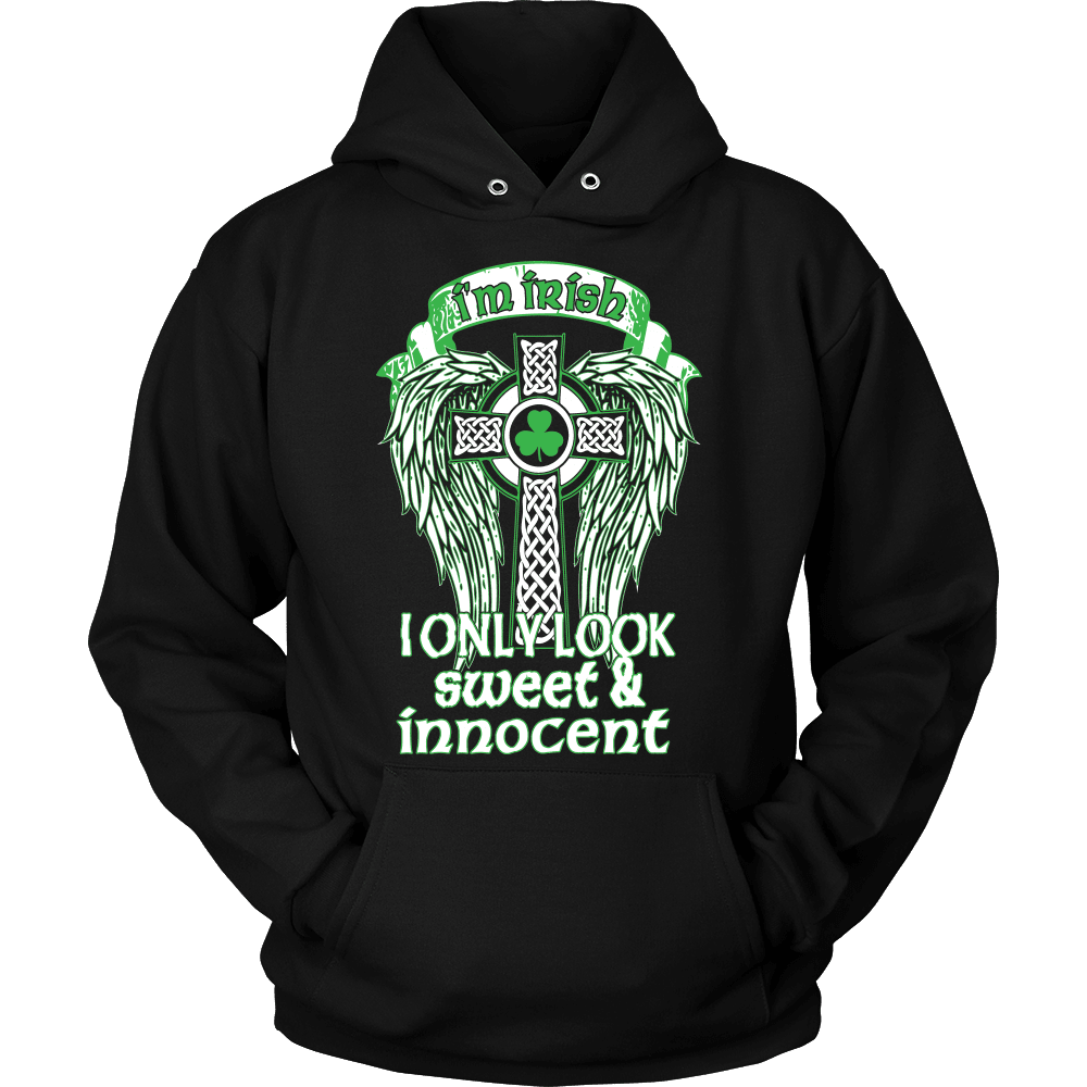Irish T-Shirt Design - Sweet & Innocent