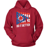 Ohio T-Shirt Design - Ohio Girls Do It Better