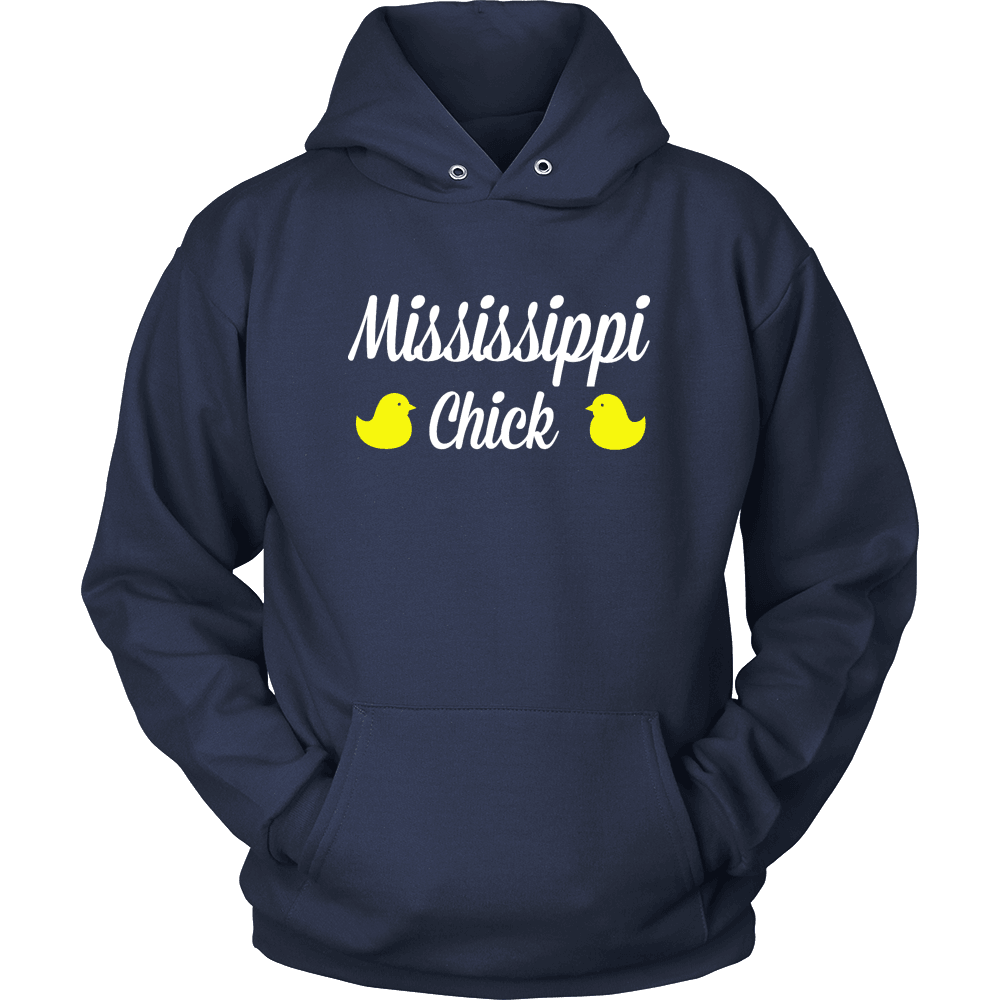 Mississippi T-Shirt Design - Mississippi Chick