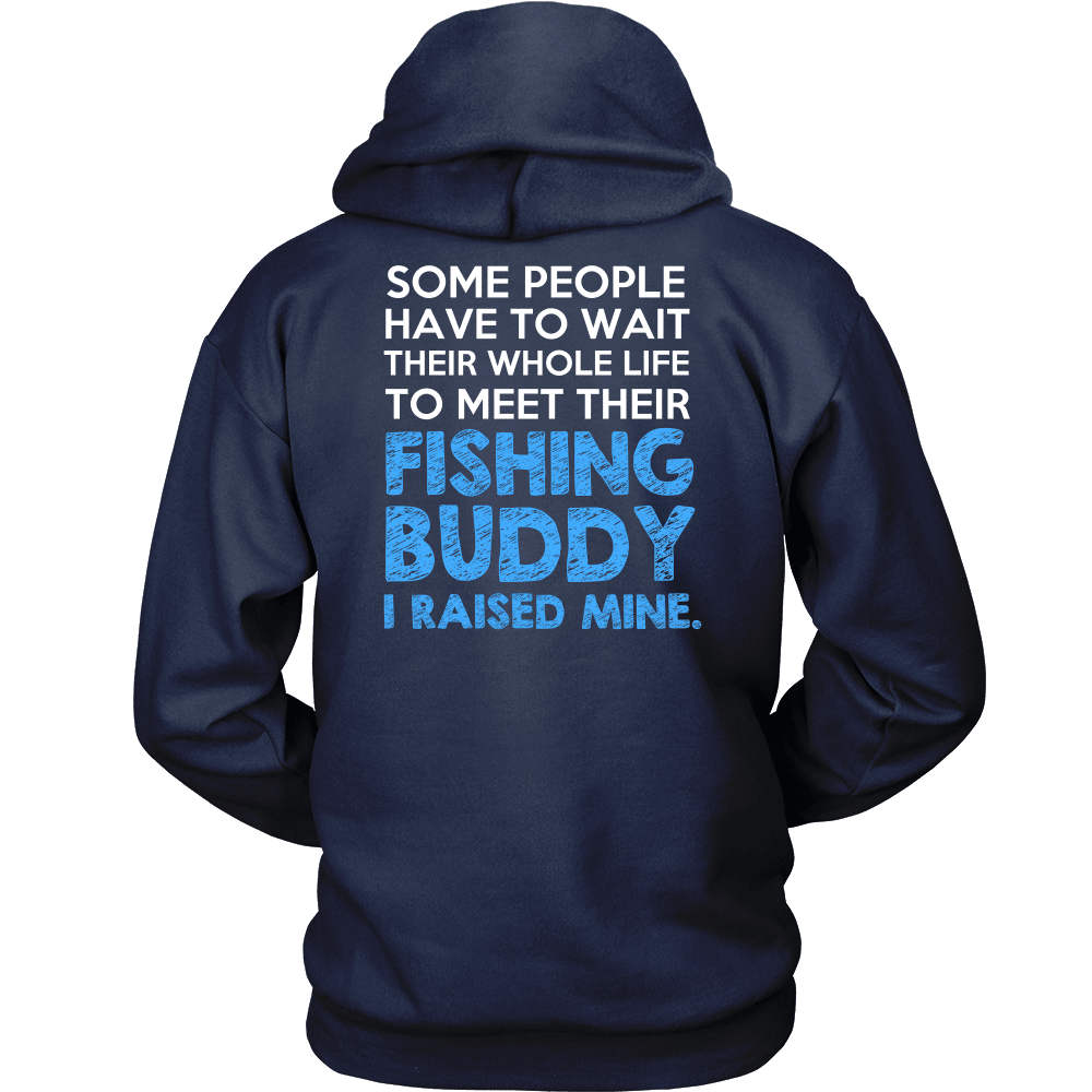 Fishing T-Shirt Design - Fishing Buddy