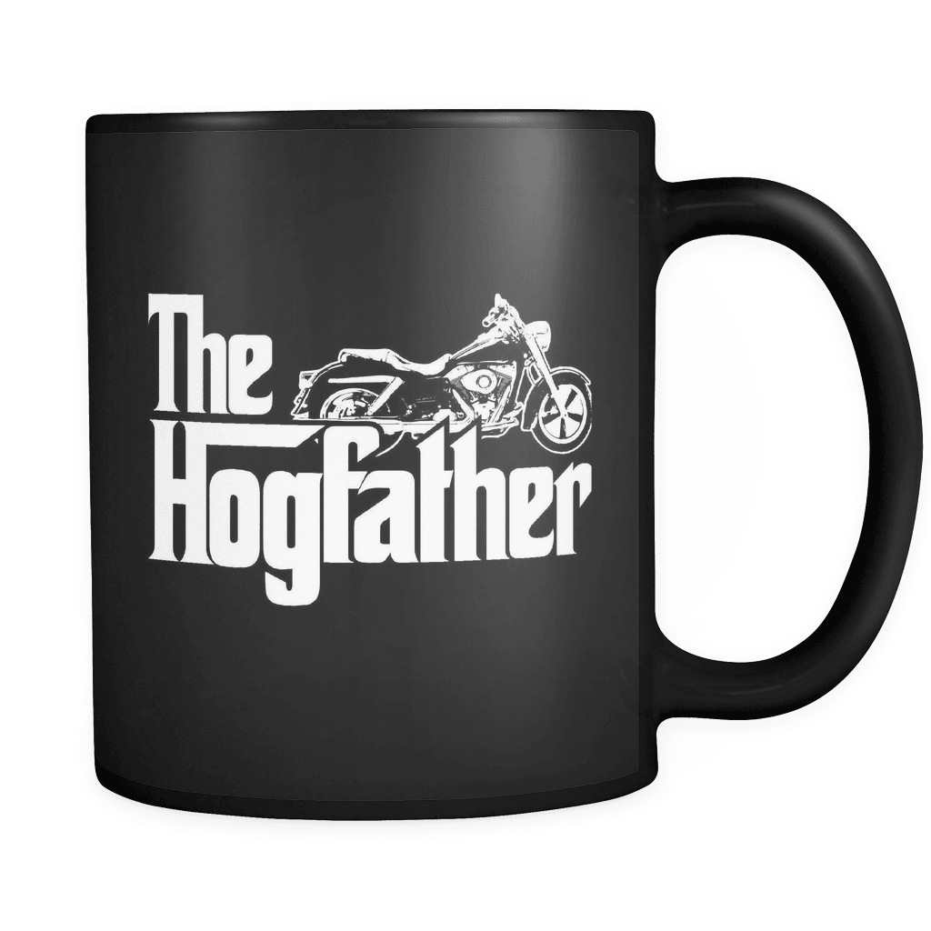 The Hogfather - Luxury Biker Mug