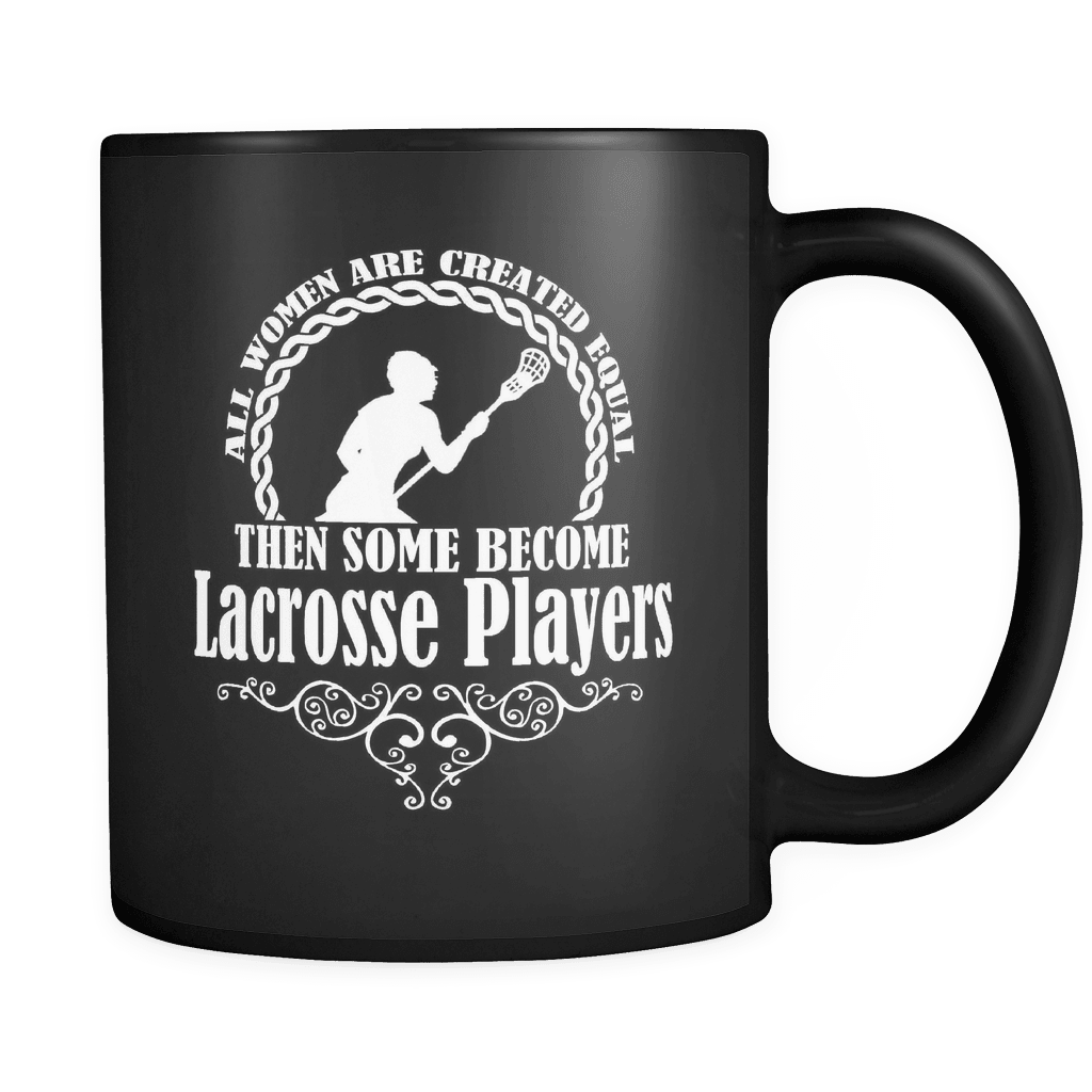Some Become - Luxury Lacrosse Mug