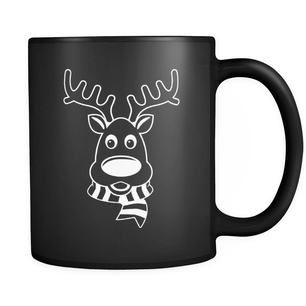 Cute Reindeer - Christmas Luxury Mug