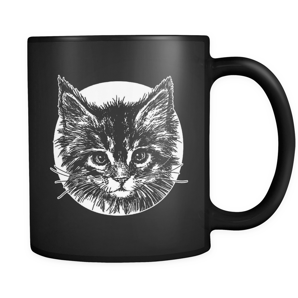 Fluffy - Luxury Cat Mug