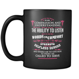 The Nurse's Prayer - Luxury Mug