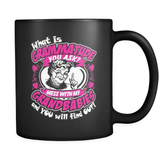Don't Mess With My Grandbabies! - Luxury Grandparent Mug