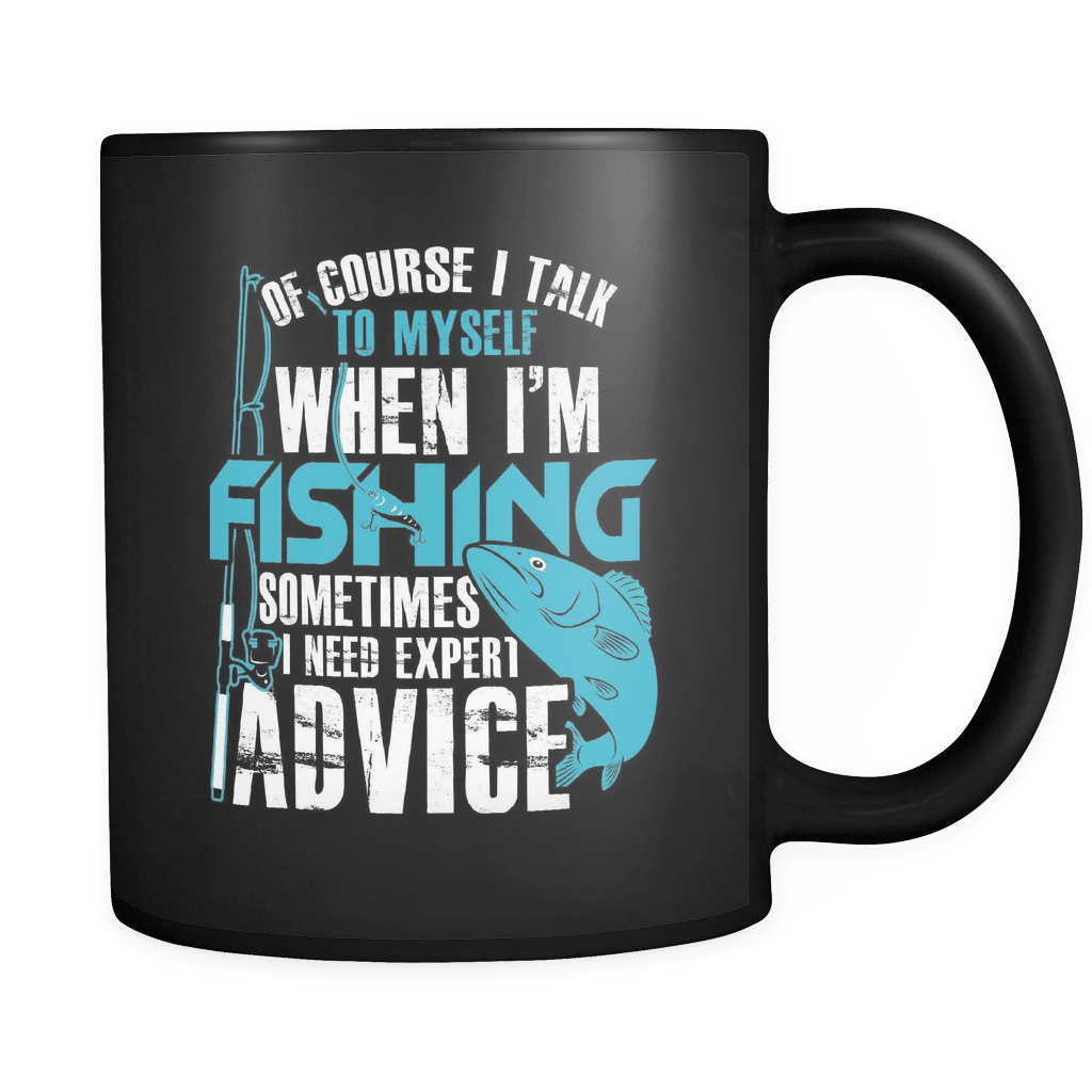 Expert - Luxury Fishing Mug