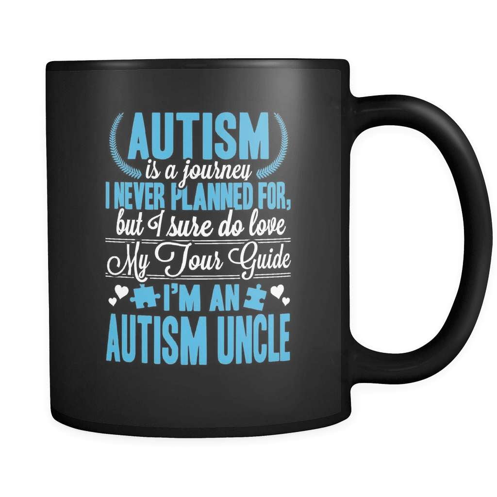 I'm An Autism Uncle - Luxury Mug