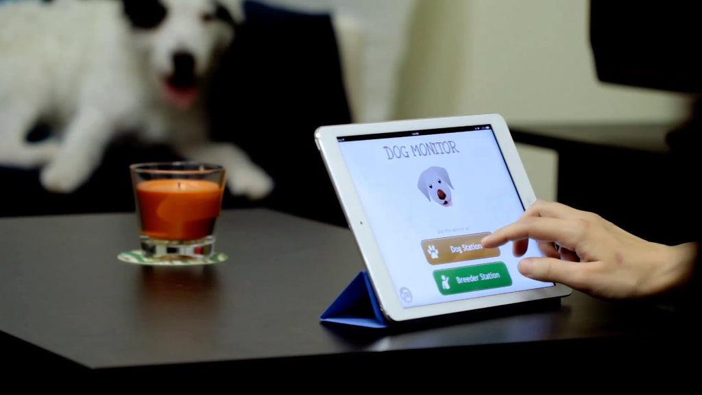 Dog Monitor Pet App