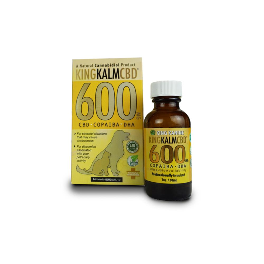 King Kalm CBD 600MG