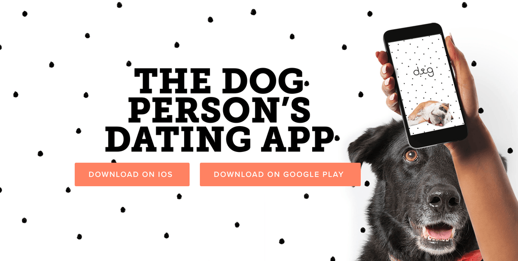 Dig- Dog Person's Dating Pet App