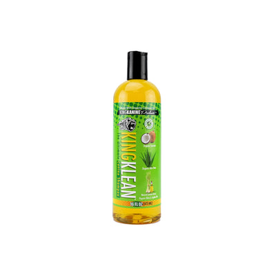 King Klean Natural Dog Shampoo