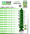 KING KALM™ CBD 300mg for Boxers