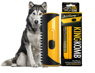 KING KOMB™ DeShedding Tool For Huskies