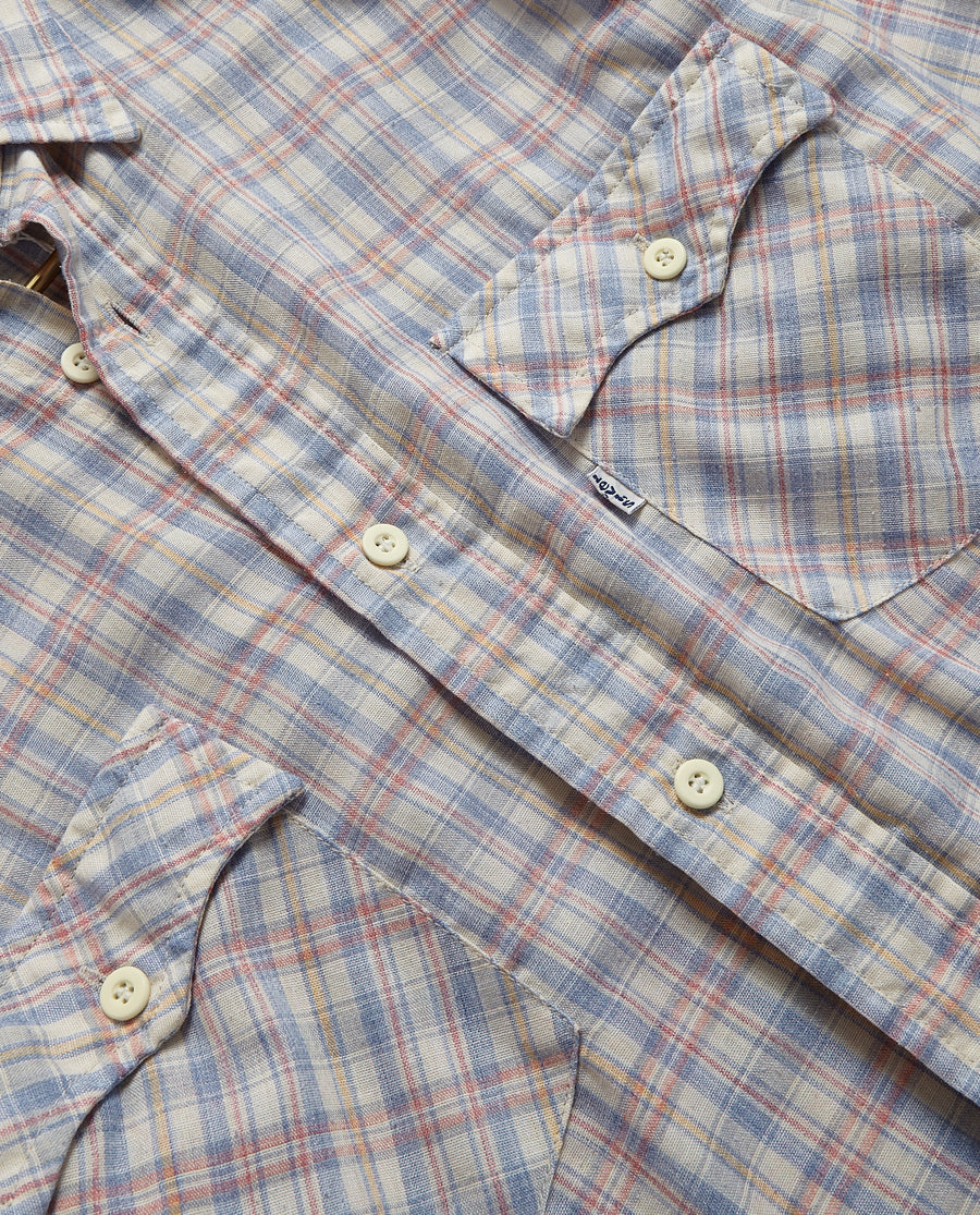 Polyester/Cotton Blend Levi's Button Up