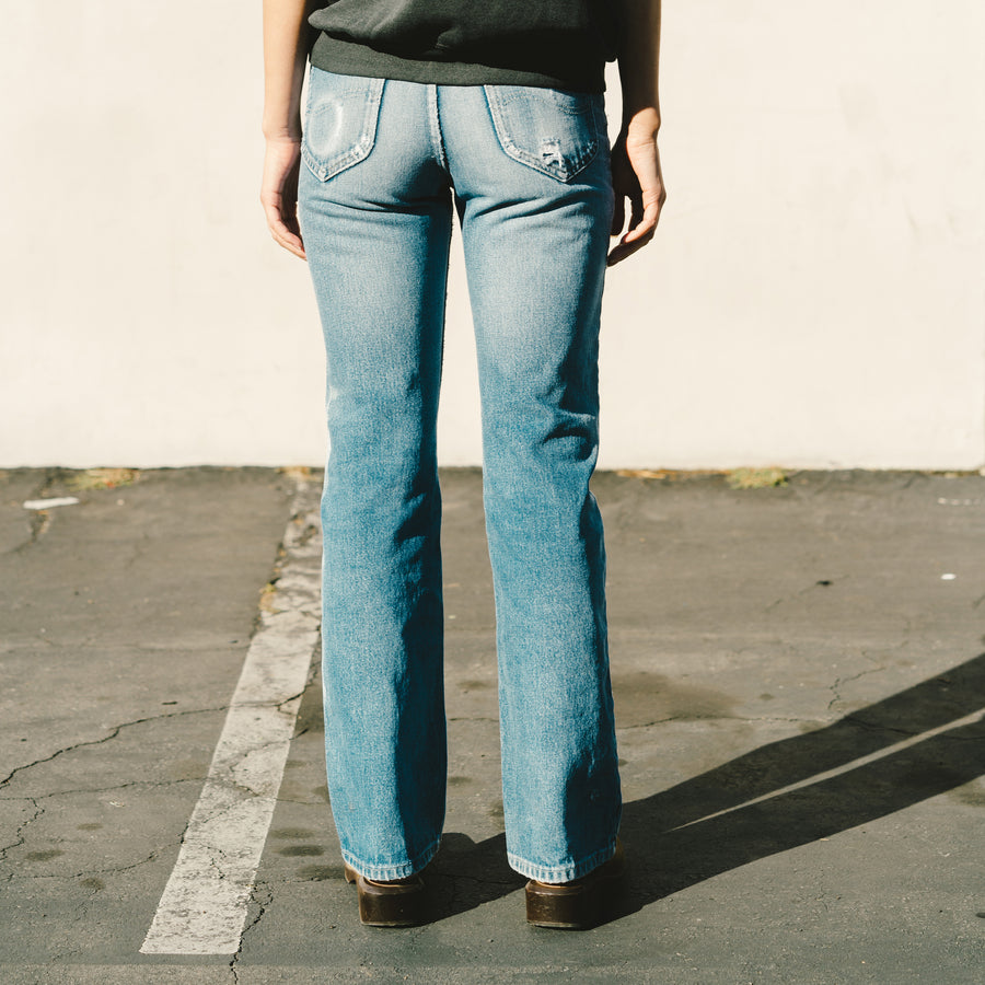 Vintage Lee Riders Denim Bootcut Jeans