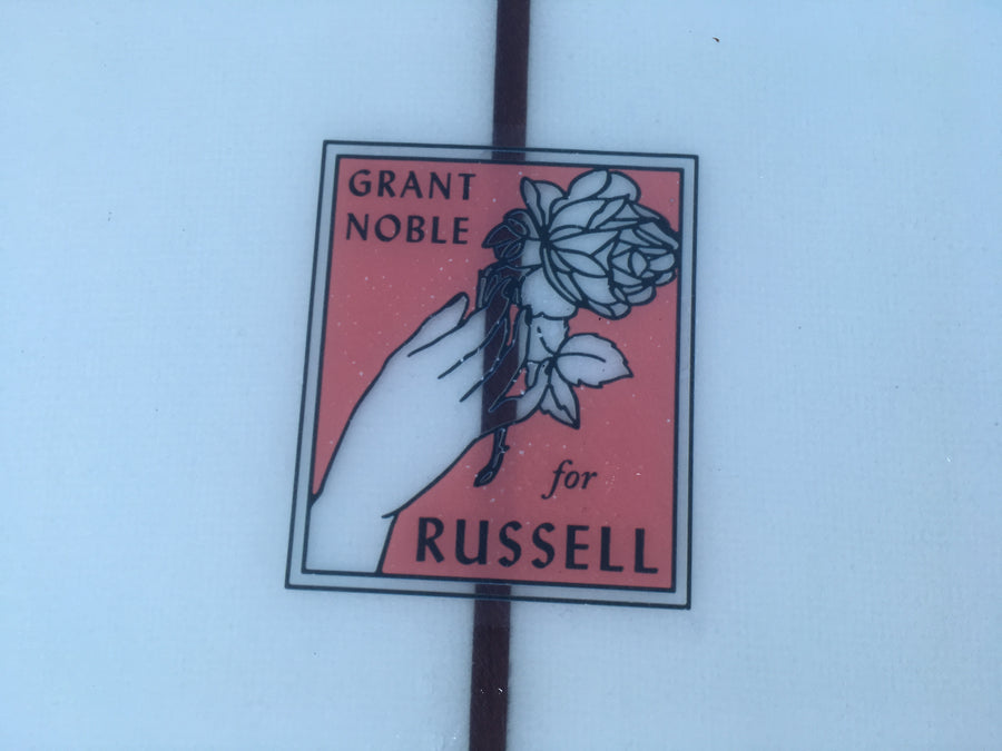 "9'2"" Grant Noble Wilbur (Used)"
