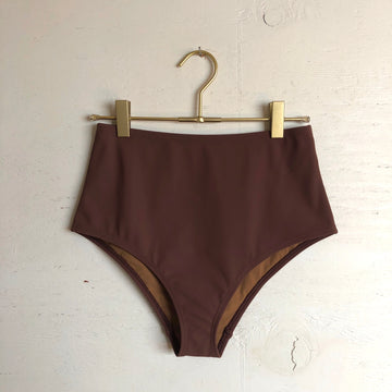 Nu Swim Basic High Bottom - Cocoa