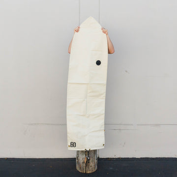 Ola Canvas Bonzer Board Bag Natural
