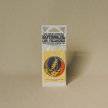 Wild Yonder Botanicals Grateful Dead Car Freshener