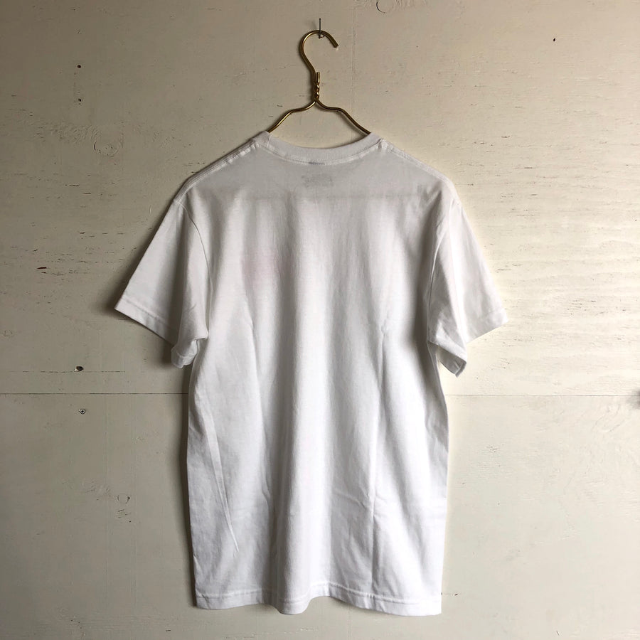 Elmore Shop Tee - White