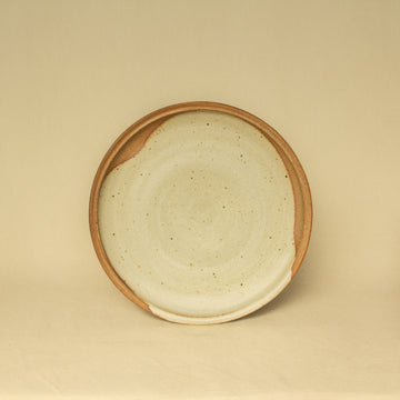 Whiskey & Clay Plate Large