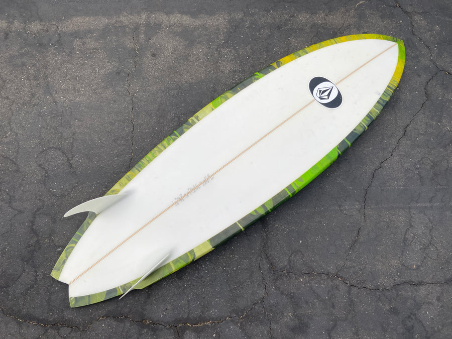 Electric Acid Surfboard Test 5'11
