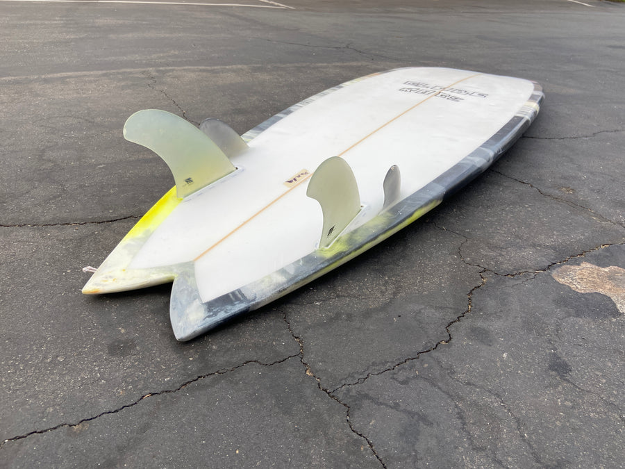 Electric Acid Surfboard Test 6'3