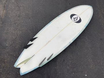 Electric Acid Surfboard Test 5'10