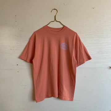 Daydream Bloom Tee in Coral