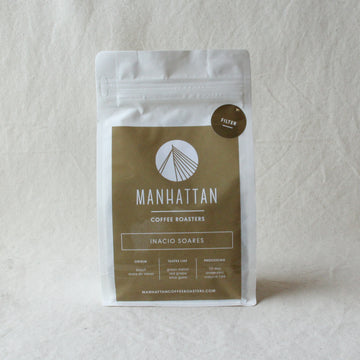 Manhattan Coffee Roasters Brazil Inacio Soares 10 Day Anaerobic Pulp Natural