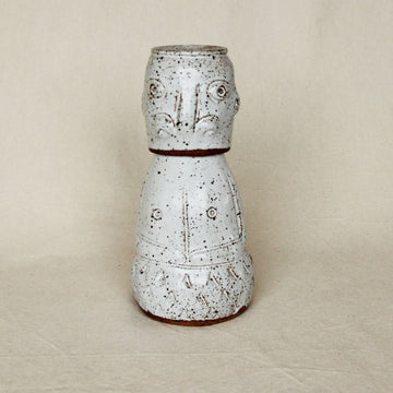 Knotwork Ceramics Tiki Man Carafe