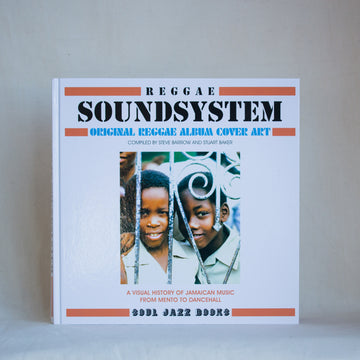Reggae Sound System Album Art Book