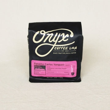 Onyx Coffee Lab Panama Carlos Yanguez Natural