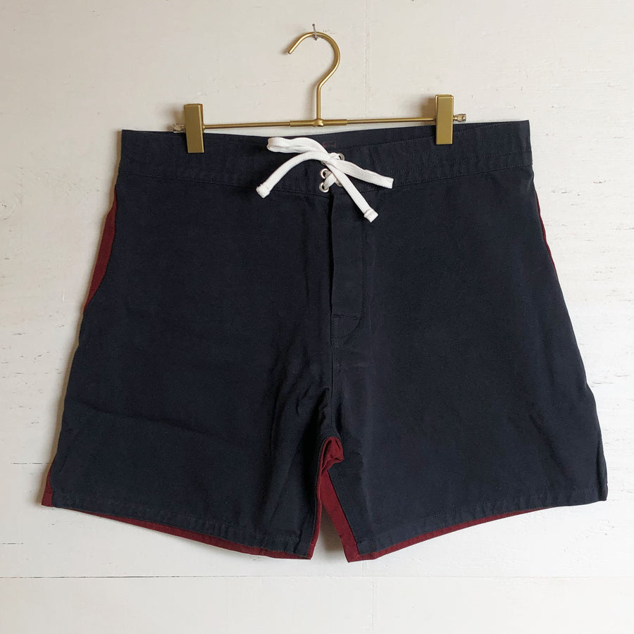 Gato Heroi Slate/Blood Surf Shorts