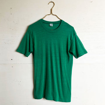 Perfectly Worn in Green Tee