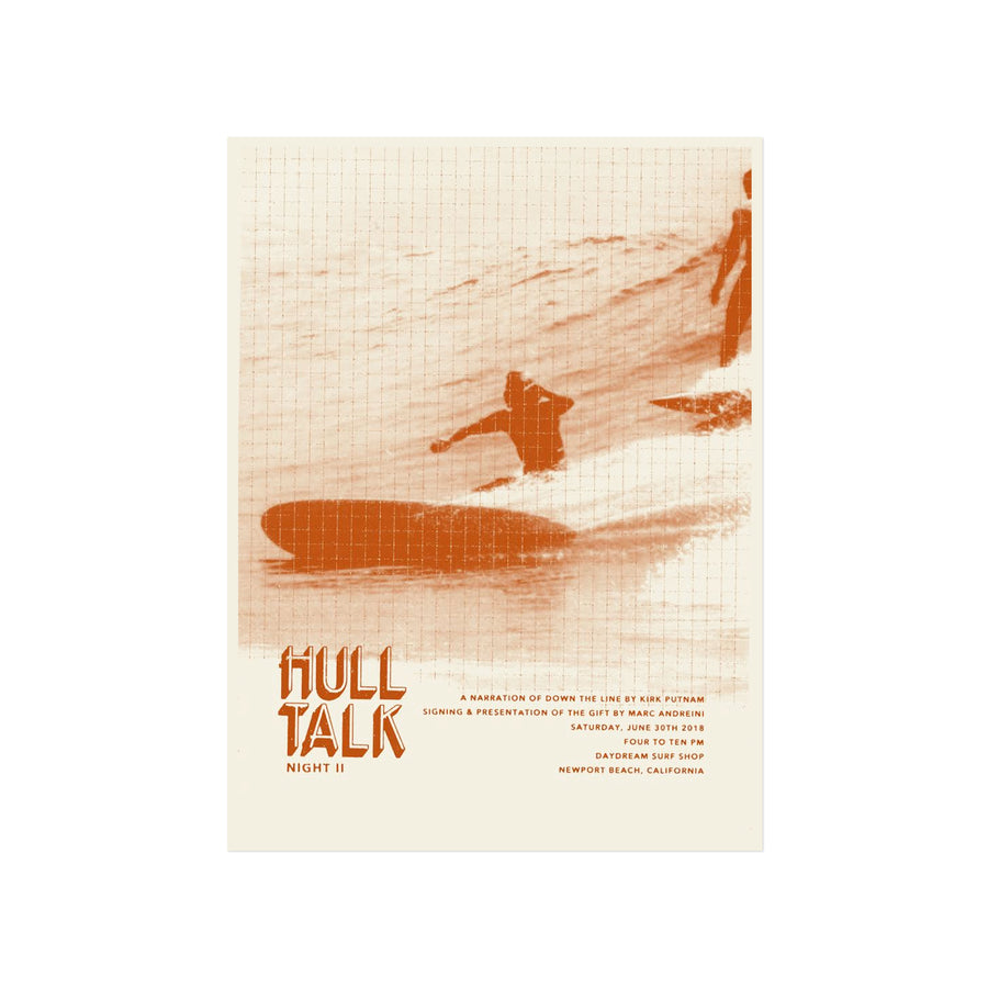 Hull Talk Night II Poster