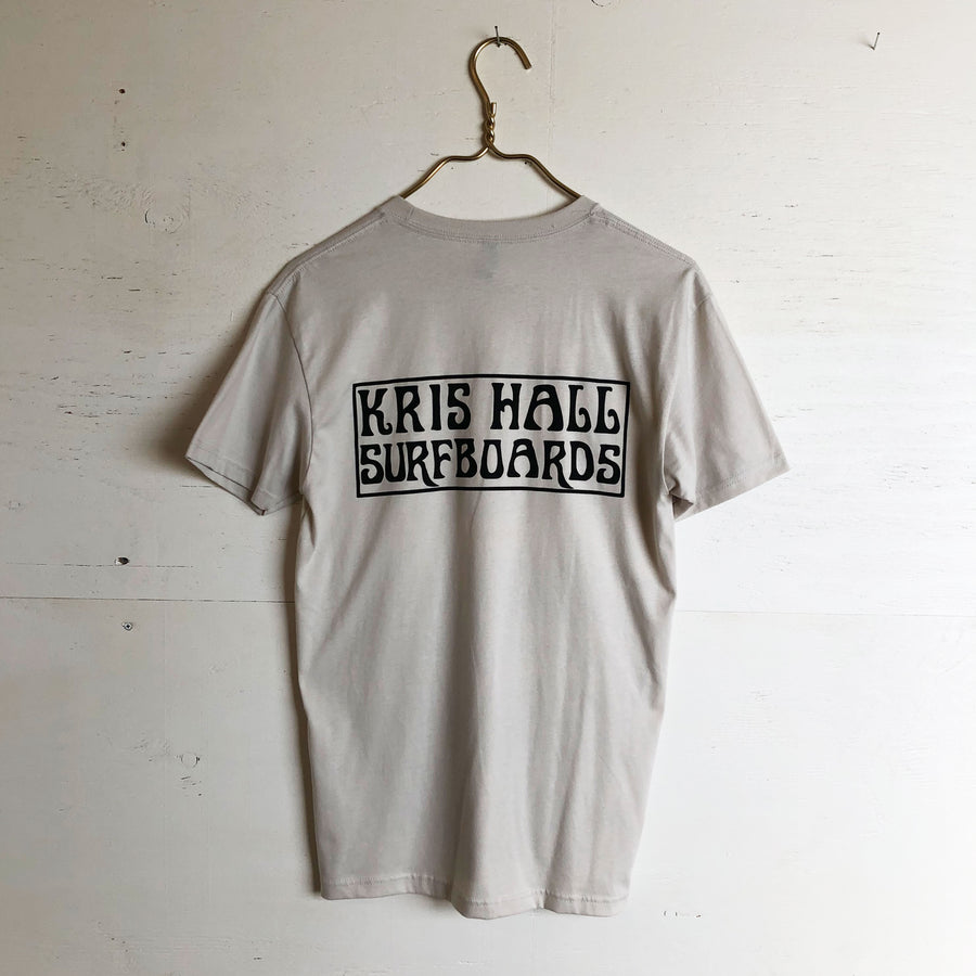 Kris Hall Surfboards Tee