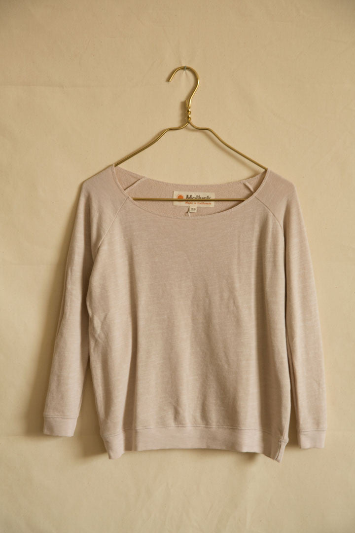 Mollusk Wheat Brigitte Sweatshirt